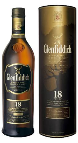 Glenfiddich Scotch Ancient Reserve 18 Year Old